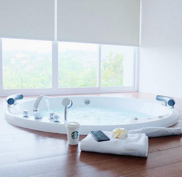 Life Canvass Clove Garden Hotel Sensasi Jacuzzi Infinity Pool Rasa Ubud Hanya 400ribu An