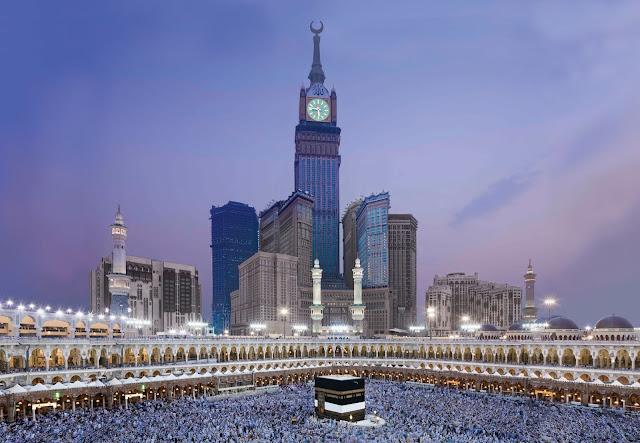 makkah sekarang