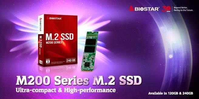 BIOSTAR M200 M.2 SSD
