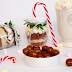 #30 DAYS OF CHRISTMAS 18 - diy little christmas hot chocolate jar.