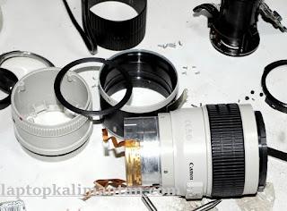 Jasa Service Pembersihan jamur pada Lensa Kamera