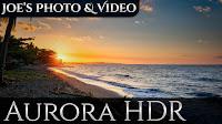 Beach Sunset Retouching | Aurora HDR Tutorial