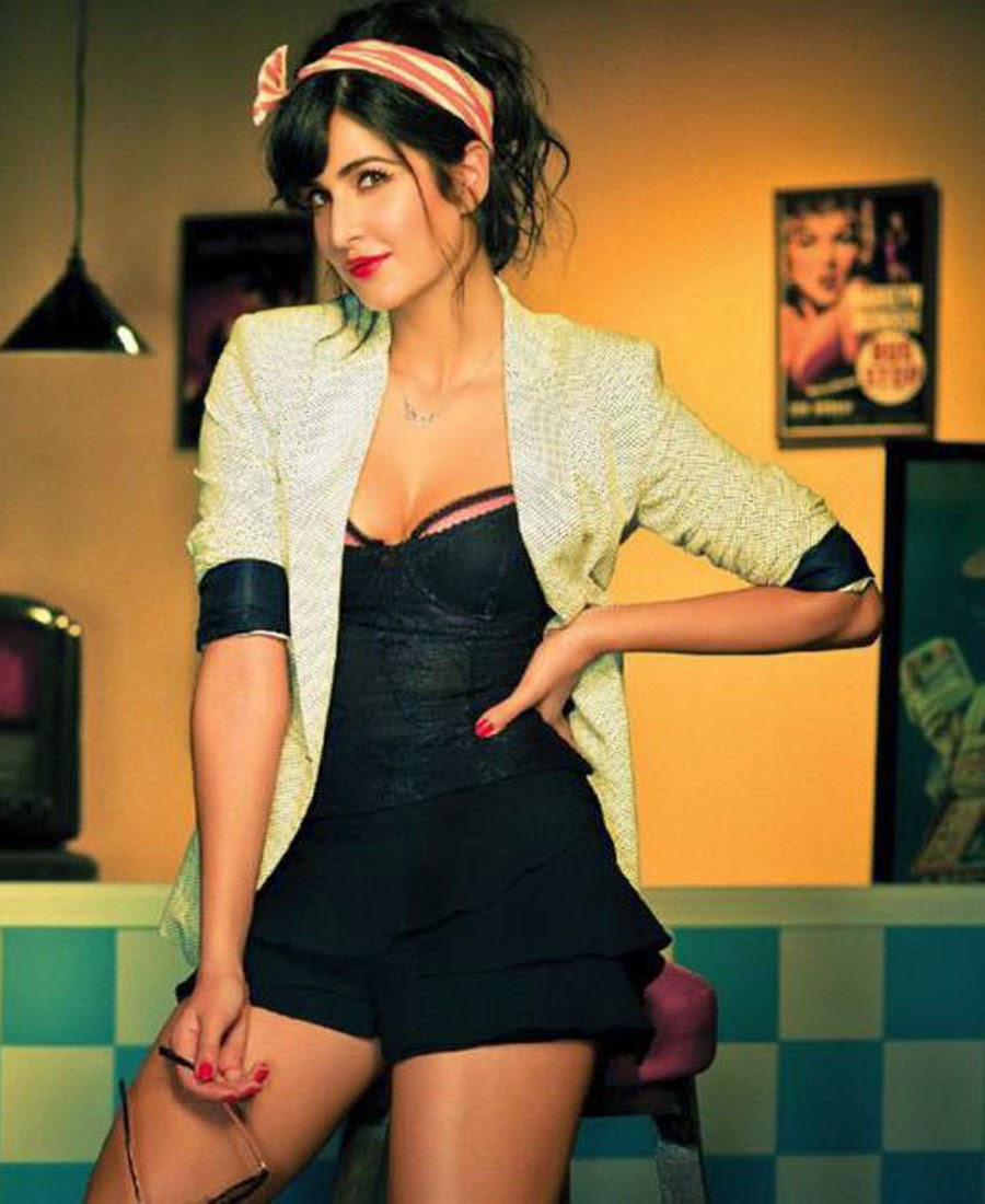 Bollywood And Hollywood Beauti Queens, Katrina Kaif Hot -6430
