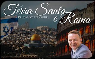 Caravana Terra Santa e Roma | Maio 2019