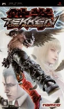 Download Tekken Dark Resurrection PSP Iso
