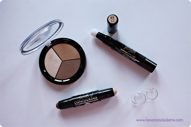 Secrets of Contouring Deborah Milano maquillaje belleza