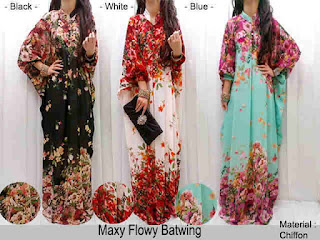 Gamis Sifon fit to XXL