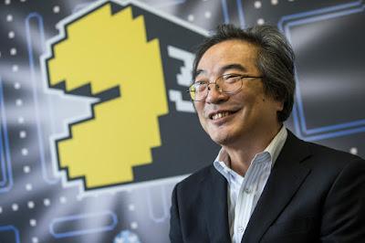 Hola, me llamo Toru Iwatani y soy el creador de Pac-Man