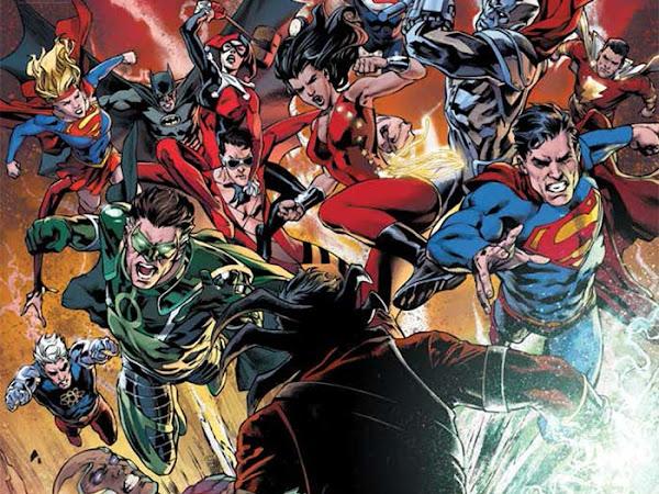 Lançamentos de março: Panini Comics - DC Comics