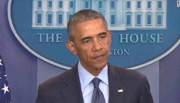 President Obama addresses United States over Orlando shooting