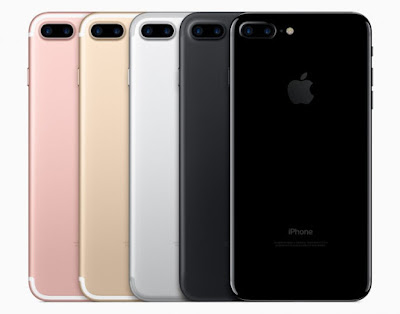 Apple Unleashes the iPhone 7 Plus; Sports Dual Main Camera w/ 2X Optical Zoom