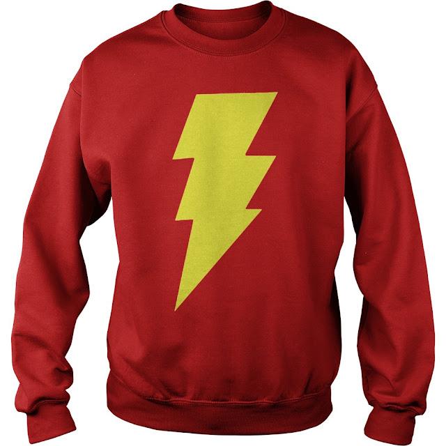 Shazam 2019 Hoodie, Shazam 2019 Sweatshirt, Shazam T Shirts Hoodie Sweatshirt
