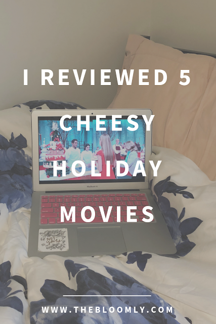 I Reviewed 5 Cheesy Holiday Movies