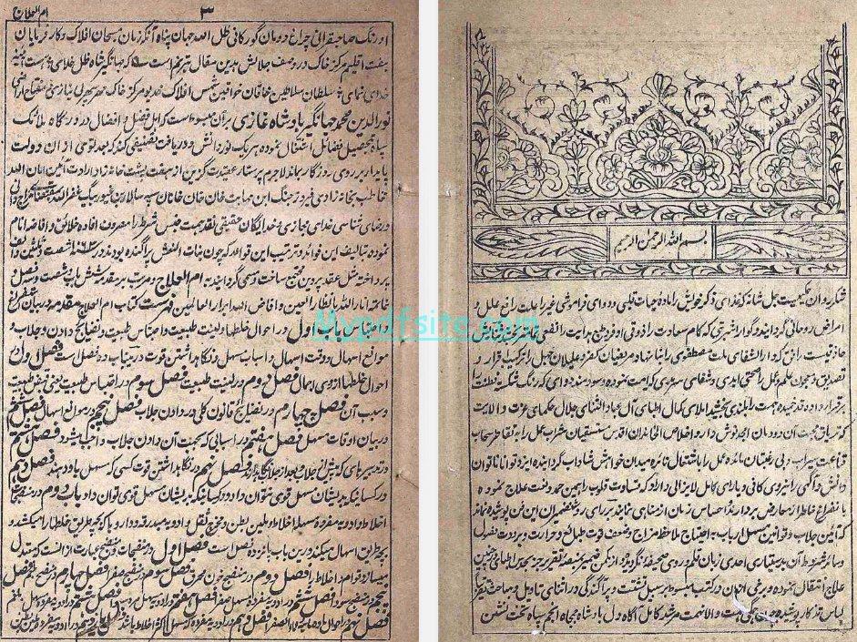 ummul-ilaaj urdu book