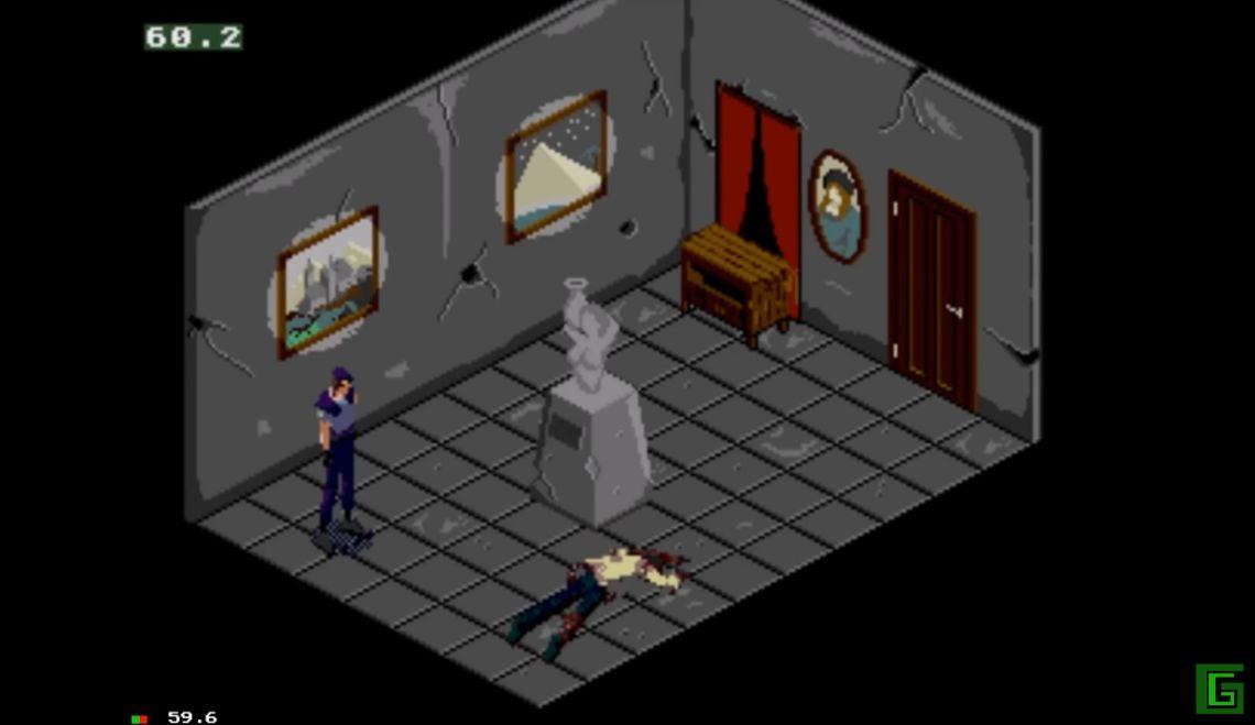 Indie Retro News: Bio Evil - Isometric Resident Evil on the