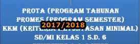 Download Prota, Promes dan KKM SD/MI Kelas 5 Mata Pelajaran Bahas Indonesia semester 1 dan 2 Yang Mudah dan lengkap