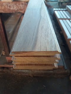harga plafon kayu lambersering ulin kalimantan