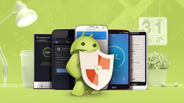 (Rekomendasi) Antivirus Android Terbaik 2017