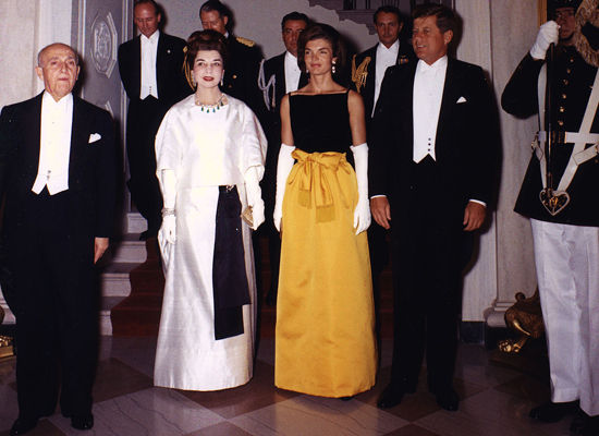 Londonrose Jacqueline Kennedy Onassis Fashion Icon