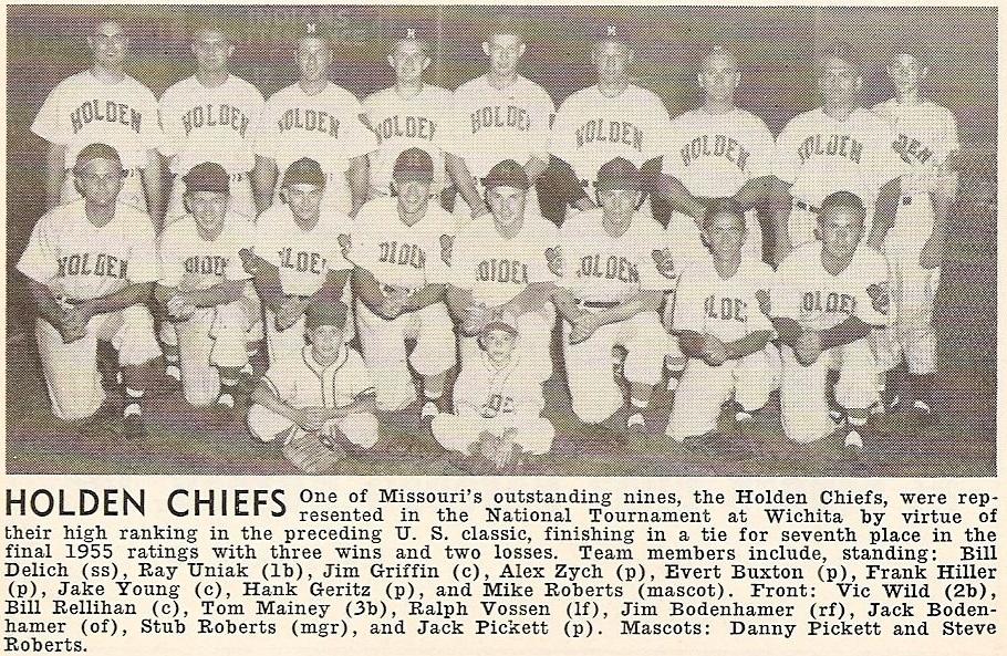 SHOW ME - Johnson County - Western Missouri History: 1947