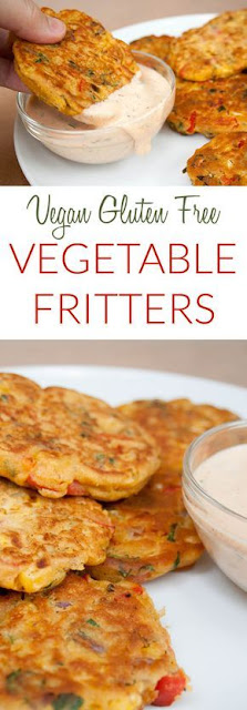 Vegetable Frítters