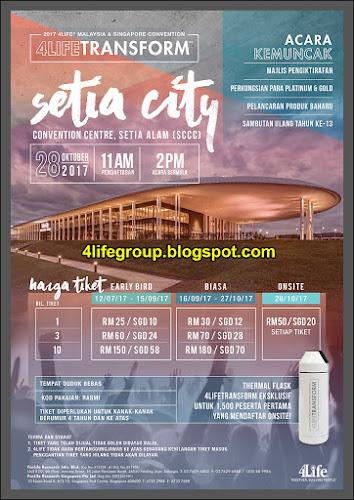 foto 2017 4Life Malaysia & Singapore Convention 4LifeTransform