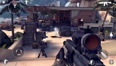 Modern Combat 4: Zero Hour v1.2.2e Mod Apk + OBB Data