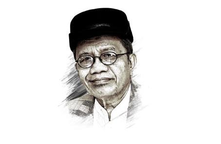 Puisi: Jerapah (Karya Taufiq Ismail)