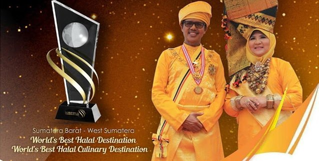 Sumatera Barat Raih World's Best Halal Destination Dan Kalahkan Turki Serta Abu Dhabi