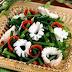 Cara Membuat Tumis Cumi Bunga Bawang