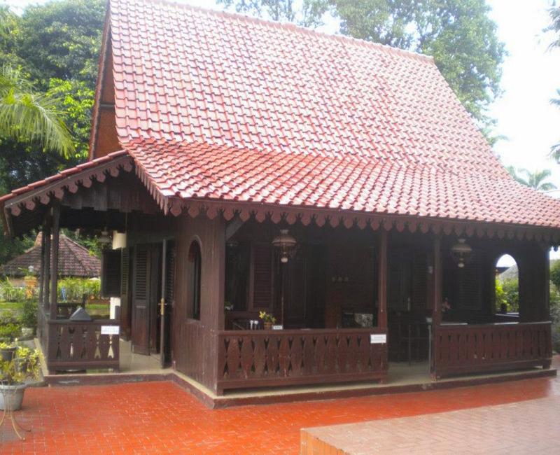 Nama Rumah Adat dan Gambar 33 Provinsi di Indonesia ...