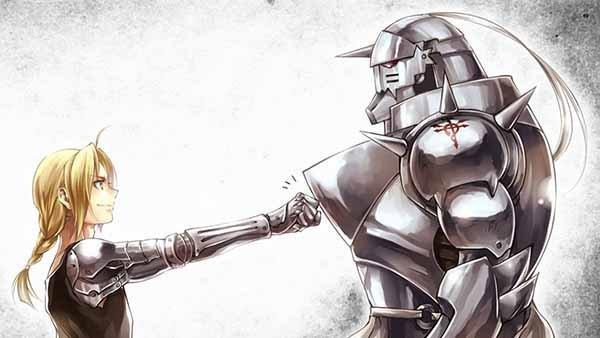 Alchemist Fullmetal: Brotherhood