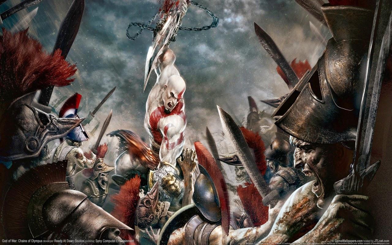 God of war 2 free online game