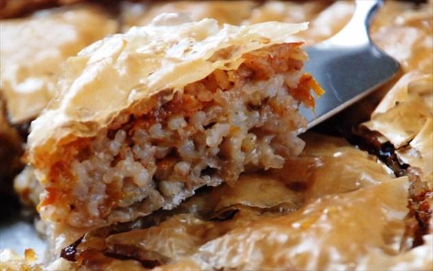 Τζουλαμάς: Παραδοσιακή κρητική πίτα