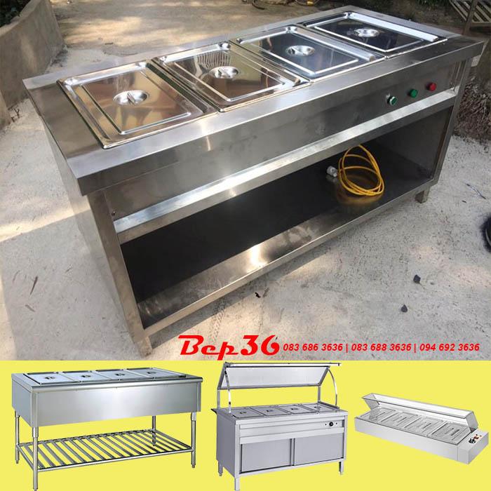 Tủ giữ nóng thức ăn 4 khay TGN-4K14 - sản phẩm ưu việt - giá thành rẻ