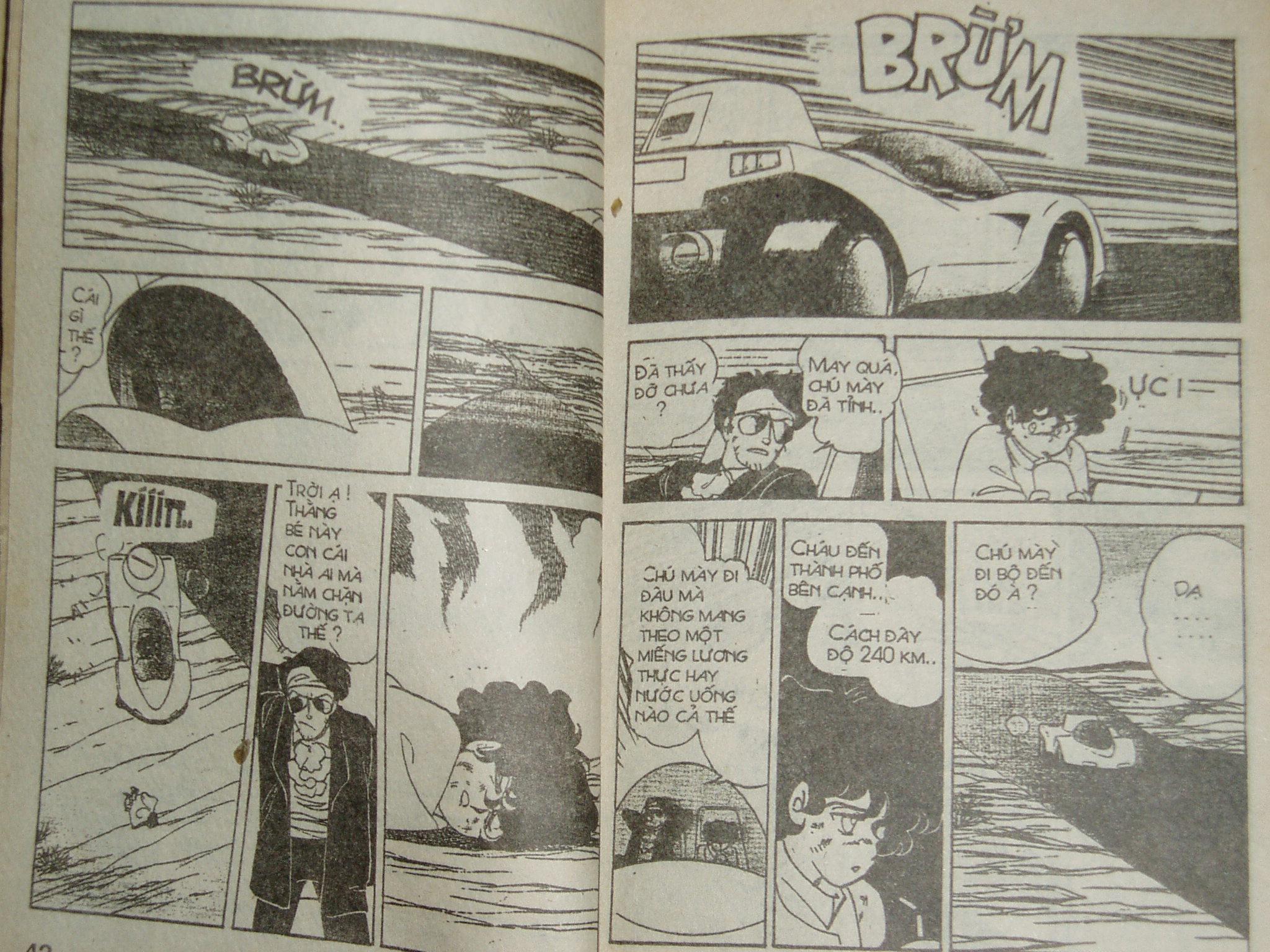 Siêu nhân Locke vol 14 trang 21