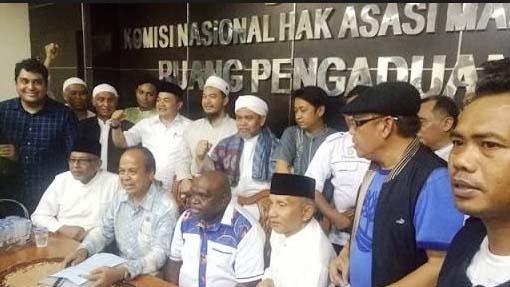 Diancam Seknas Jokowi Kritik Nawacita, Ini Jawaban Tegas Natalius Pigai