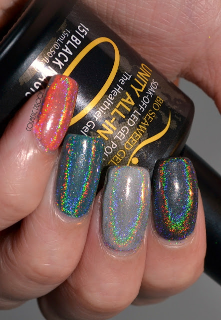 Born Pretty Holographic Powder Review