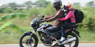 Tips Mudik Menggunakan Sepeda Motor Dengan Aman