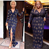 Battle Of The Wrap Dress - Toke Makinwa Vs Curvy Lady Who Rocked It Better?