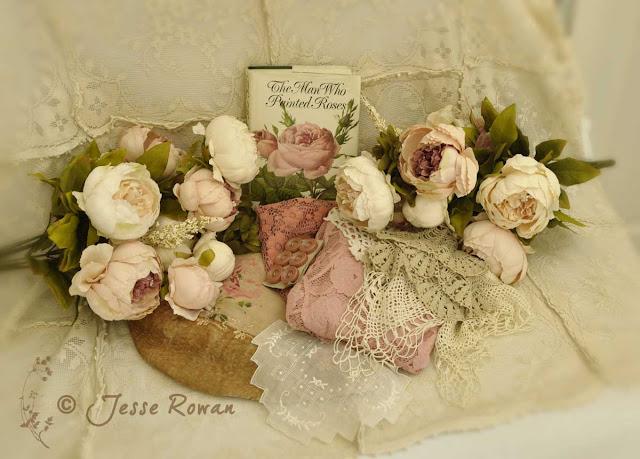 children lacebook roses
