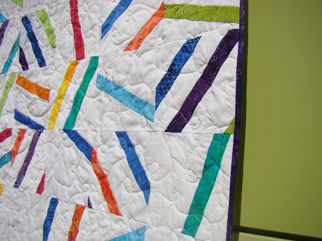 Party Pop quilt pattern by Slice of Pi Quilts