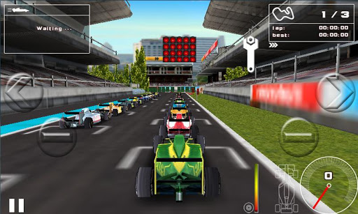 Formula 1 android