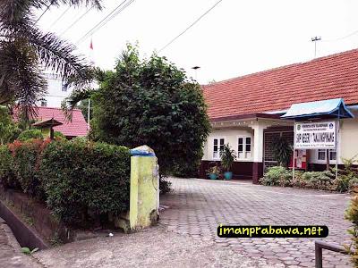 Halaman SMP Negeri 1 Tanjung Pinang