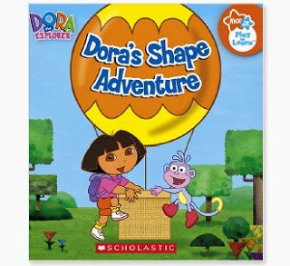 Image: Free Dora the Explorer Books