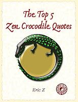 Zen Crocodile!