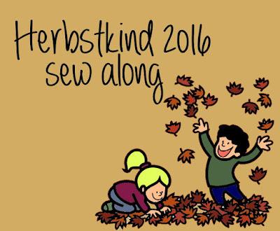 Herbstkind sew along - ein Einblick