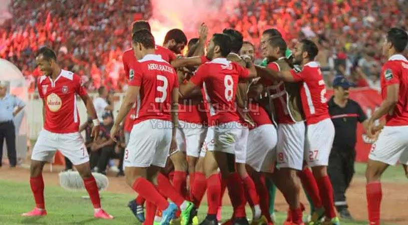 النجم الساحلي يحقق فوز كبير خارج ملعبه امام فريق بلاتينوم بثلاثية في دوري أبطال أفريقيا