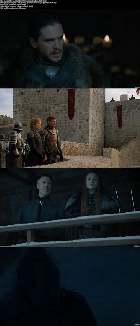 Game of Thrones S07E01 WEBRip 720p English