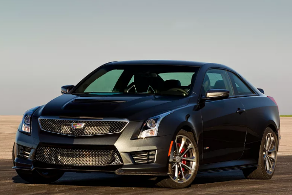 2016 Cadillac ATS-V Sedan Manual Review